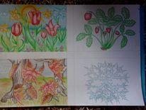 Herbst, Jahreszeiten, Winter, Frühling