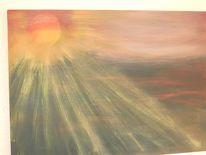 Sonne, Malerei