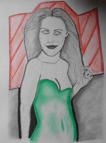 Körper, Expressionismus, Haut, Surreal