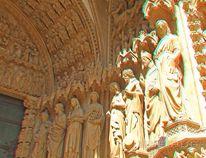 3d, Kathedrale, Saint, Fotografie