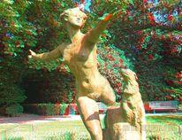 Humboldthain, Skulptur, 3d, Fotografie