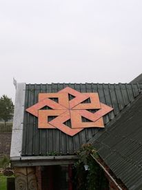 Swastika, Malerei, Doppelt