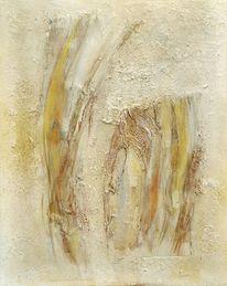 Bewegung, Pastellmalerei, Pigmente, Figur