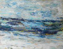 Wasser, Erde, Expressionismus, Bodden