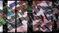 Modern, Digital, Digitale kunst, Abstrakt