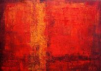 Rot, Leben, Tod, Orange