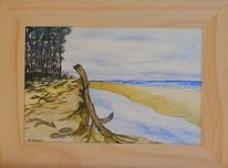 Darß, Natur, Strand, Weststrand