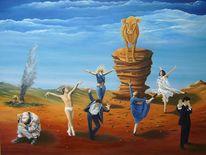 Tanz, Reichtum, Goldenes kalb, Armut