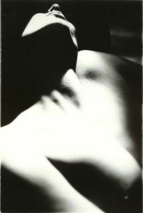 Fotografie, Barytpapier, Analog, Akt