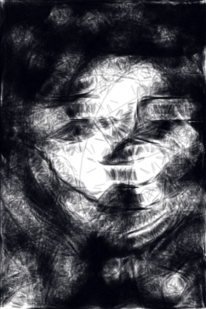 Digitale kunst, Figural