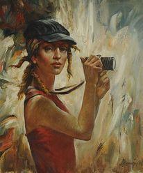 Liebe freunde, Suche, Malerei,
