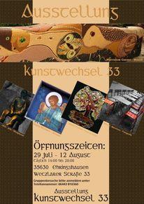 Ehringshausen, Ikonen, Kunstwechsel 33, Fotografie