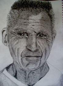 Leben, Haut, Mann, Zeichnungen