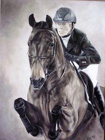 Pferdemalerei, Malerei, Figural