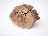 Kunsthandwerk, Holz, Schmuck, Obstbaum