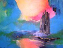 Fantasie, Traum, Pseudo, Malerei