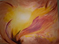 Seele, Ausbruch, Malerei