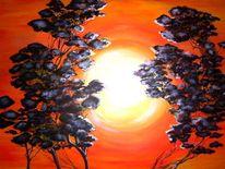 Licht, Reise, Sonne, Sehnsucht