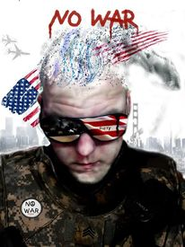 Weiß, Kontrovers, Amerika, Digital