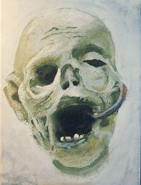 Tod, Skelett, Schädel, Malerei