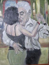 Paar, Tango, Tanz, Musik