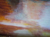 Abstrakt, Nebel, Malerei
