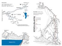 Karte, Skizze, Klettern, Grafik
