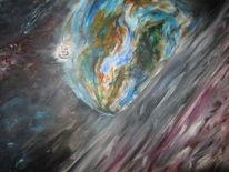 Malerei, Universum