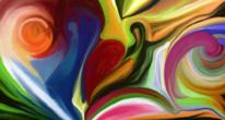 Bunt, Fantasie, Farben, Malerei