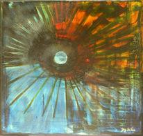 Ökojeans, Umwelt, Plastische malerei, Projekt