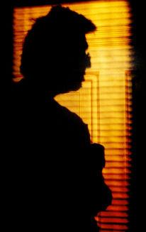 Schattenfoto, Fotografie, Portrait, Malerei