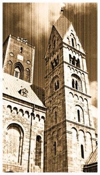 Dom ribe turm, Fotografie, Architektur, Turm