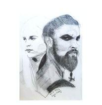 Zeichnen, Drogo, Khalessi, Got