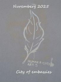 Bewerbung, Botschaft, Kulturhauptstadt, Menschenrechte
