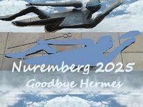 Botschaft, Nürnberg 2025, Hermes, Kulturhauptstadt