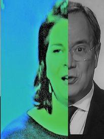 Menschen, Kopf, Frau, Gesicht