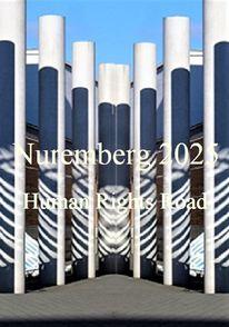 Nürnberg 2025, Straße, Menschenrechte, Bewerbung