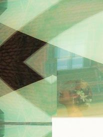 Architektur, Erwartung, Spiegelung, Hochzeit