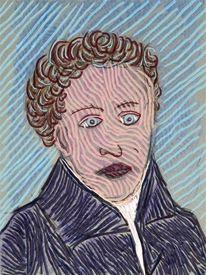 Portrait, Kaspar hauser, Rückkehr 2028, Menschen
