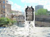 Nürnberg 2025, Abfahrt, Bewerbung, Kulturhauptstadt
