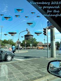 Botschaft, Nürnberg 2025, Ansturm, Bewerbung