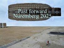 Landeplatz, Nürnberg 2025, Zeitreise, Flugobjekt