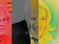 Mann, Portrait, Politische farbenlehre, Kopf