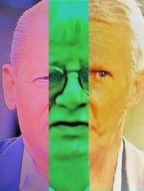 Menschen, Synthese, Mann, Portrait