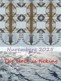 Nürnberg 2025, Die uhr tickt, Bewerbung, Kulturhauptstadt