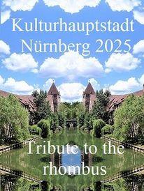 Botschaft, Raute, Bewerbung, Nürnberg 2025