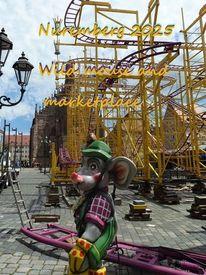 Hauptmarkt, Botschaft, Bewerbung, Nürnberg 2025