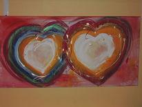 Moderne malerei, Meditation, Abstrakte kunst, Acrylmalerei