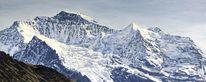 Schnee, Alpen, Berge, Gletscher