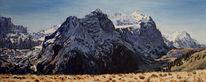 Wellhorn, Scheidegg, Wetterhorn, Gletscher
